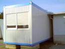 Büro / Sanitärcontainer